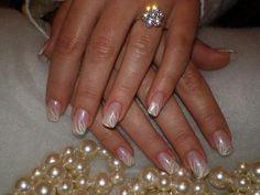 Nail art for brides