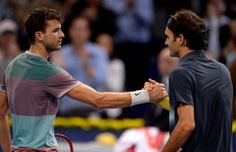 Brisbane Semifinals: Roger Federer v Grigor Dimitrov. Who wins?