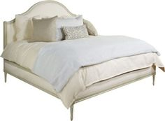 Simone Upholstered Headboard (Queen) from the Suzanne Kasler® collection by Hickory Chair Furniture Co.