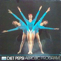 18+Diet+Pepsi+Aerobic+Program+Record+LP+Vinyl+1982+CBS.jpg 320×319 pixels