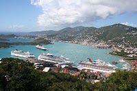 St. Maarten, St. Thomas