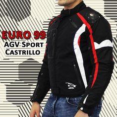 f756f1461e1 AGV Sport Castrillo textil chaqueta de moto. Comprar ...