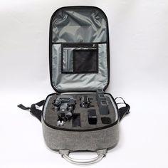 Waterproof Hardshell Backpack Shoulder Bag Luggage Suitcase for DJI Mavic pro  52% Off now .