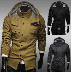 3882d228eda48 Winter Jackets  Military Style Winter Jackets