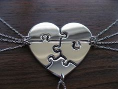 Friendship necklace