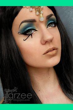 Egyptian Beauty - Cleopatra | gasp! very pretty!