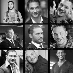 Tom Hardy...thank you to whoever put these together