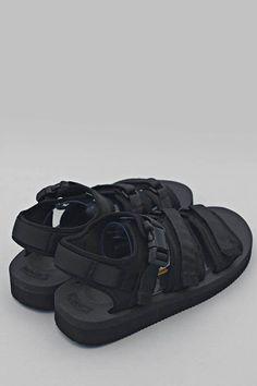 e4767d05207 Suicoke Black GGAV Sandal