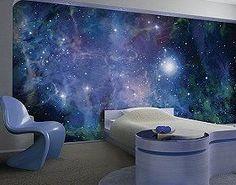 galaxy wall photo
