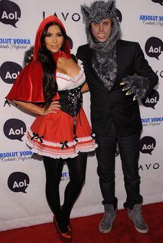 What do you think of Kim Kardashian Holloween Costume? | LUUUX