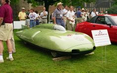 1957 MG EX 181 Land Speed Record