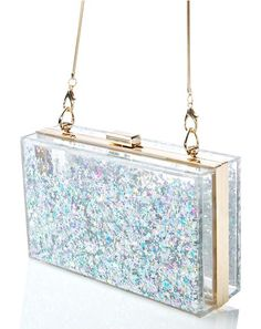 Statement Clutch - Rainbow Unicorn Clutch by VIDA VIDA