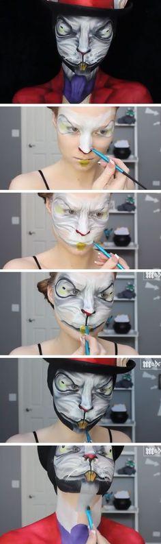 Blog da Luciana Fraga: 10 makes artísticas para Halloween!