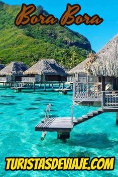 Increíble paraíso en las Polinesias Francesas #borabora #turismo #tourism #viajes #vacation #vacaciones #travel #travelblogger #travelblog #traveltips