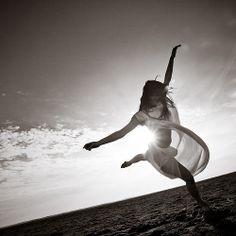 Free spirit...