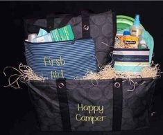 Large Utility Tote, Oh-Snap Bin, Double Duty Caddy My Thirty One, Thirty One Gifts, 31 Gifts, Cool Gifts, Thirty One Facebook, Large Utility Tote, 31 Bags, Camping Organization, Happy Campers