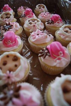 #Vickie Cowgirl cupcakes