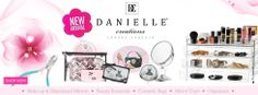 New Arrivals! Danielle Creations by Upper Canada Soap  http://www.aonebeauty.com/brands/DANIELLE-Creations/