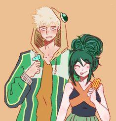 My Hero Academia Manga, Kawaii Anime, My Love, Couples, Fictional Characters, Instagram, Couple