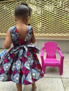Kids fashion Dress Little Girls - - - Kids fashion Trends - - Cute Kids fashion Summer Outfits Baby African Clothes, African Dresses For Kids, African Children, African Print Dresses, Dresses Kids Girl, African Fashion Dresses, Kids Outfits, Fall Outfits, Summer Outfits