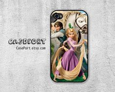 Disney Tangled iPhone 4 Case iPhone 4s Case iPhone 4 by CasePort, $6.99