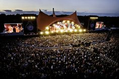 Roskilde. 2010 and 2012