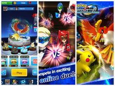 Pokémon Duel for PC - Free Download - http://gameshunters.com/pokemon-duel-pc-download/