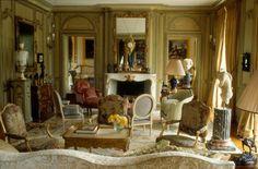 salon décoré par Henri Garelli