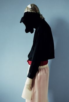 'Prep is out. Pain is in', HERO Magazine #7 photographed byAlex Sainsburyand styled byJohn McCarty.