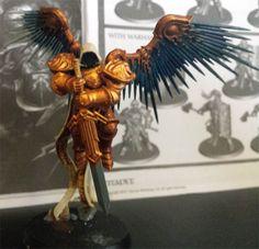 Stormcast Eternals : Diablo inspired Army - Forum - DakkaDakka   Hope you like acronyms!
