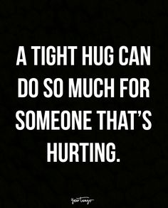 A hug can do so much | breaking up | break up advice | breaking up quotes | breaking up and moving on