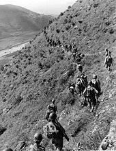 June 25, 1950 – Korean War: North Korean troops cross the 38th parallel into South Korea.