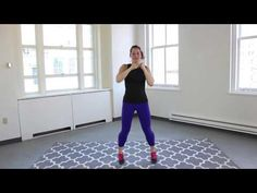 Tabata is a classic workout structure that makes you work hard for intervals of time with bits of rest in between. Here fitness instructor Amanda Strong prep. Beginner Tabata Workouts, Gym Workouts, At Home Workouts, Cardio, Fitness Exercises, Get Toned, Modest Swimsuits, Skinny Mom, Weight Loss Results