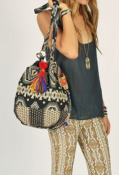 Ganesha Bucket Bag | Stela 9 - now online at the Freedom State