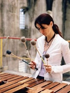 TED-tip #98 Dove percussionist Evelyn Glennie over muziek maken