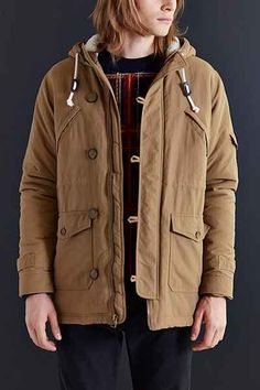 CPO Lakeshore Winter Parka - Urban Outfitters