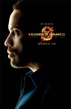I think Stanley Tucci should have been cast as Cinna...I pictured him while I read. But I am still super excited for it!!!
