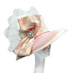 1624d1f33aa Whittall   Shon Brim Derby Hat