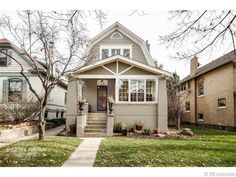 This updated home features an oversized lot and is located on an awesome block in the Denver Country Club area. move in readey!