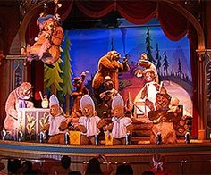 Country Bear Jamboree -One of my favorites Disneyland Today, Disneyland World, Disney World Florida, Disney World Parks, Vintage Disneyland, Disneyland California, Walt Disney Co, Disney Rides, Disney Land