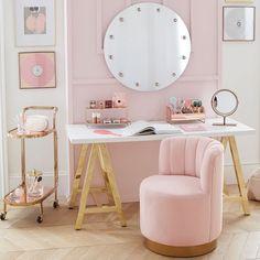 Customize-It Simple A-Frame Desk | PBteen