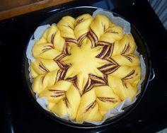 Συνταγές αλμυρές για μπουφέ, παρτυ ,γενεθλια Brioche Bread, Cupcakes, No Bake Pies, Star Shape, Food Art, Nutella, Kids Meals, Pineapple, Food And Drink