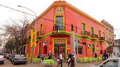 Fotos de Pueblo en Calle Caminito - Buenos Aires - 7215668