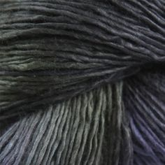 Artyarns Silk Essence. Amazingly wonderful 100% pure silk yarn. The sheen is exceptional, and it's incredibly wonderful to use.