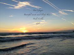 October 22nd, 2014  Marina del Rey sunset...