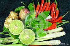 Download Herbs For Thai Spicy Lemongrass Soup. Royalty Free Stock Photos for free or as low as $0.20USD. New users enjoy 60% OFF. 22,318,795 high-resolution stock photos and vector illustrations. Image: 38522578