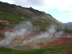 In Iceland, Magma Used To Create Geothermal Power For First Time