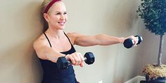 This Wall Workout Will Transform Your Body