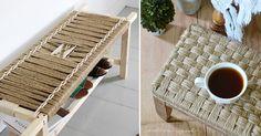 Retapizar muebles con hilo sisal
