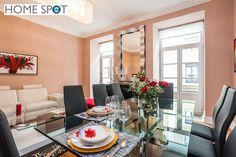 T3 mobilado e equipado na Rua da Madalena - Home Spot Table Settings, Home, Houses, Place Settings, Haus, Homes, At Home